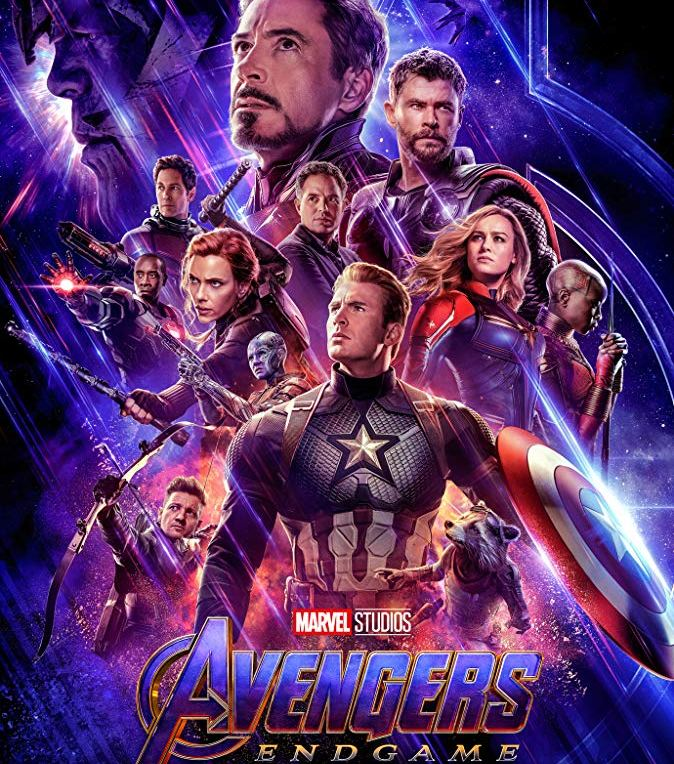 Avengers: Endgame [2019] poster - april 26 2019