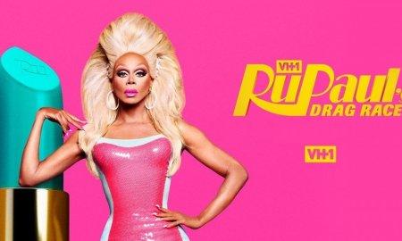 RuPaul's Drag Race logo title 2019