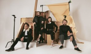 Silversun pickups 2019 promotional image photo