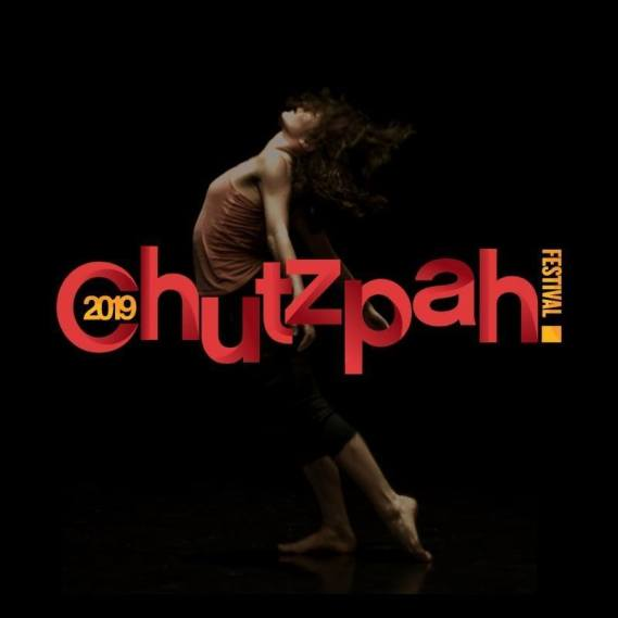 Chutzpah! Festival 2019 title image promo