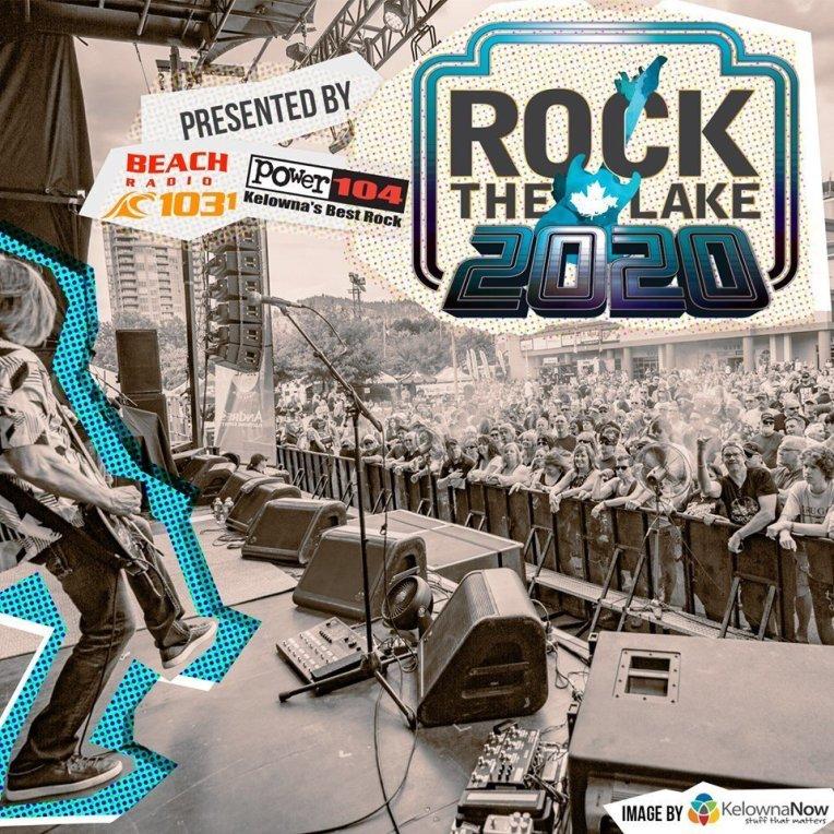 ROCK THE LAKE 2020