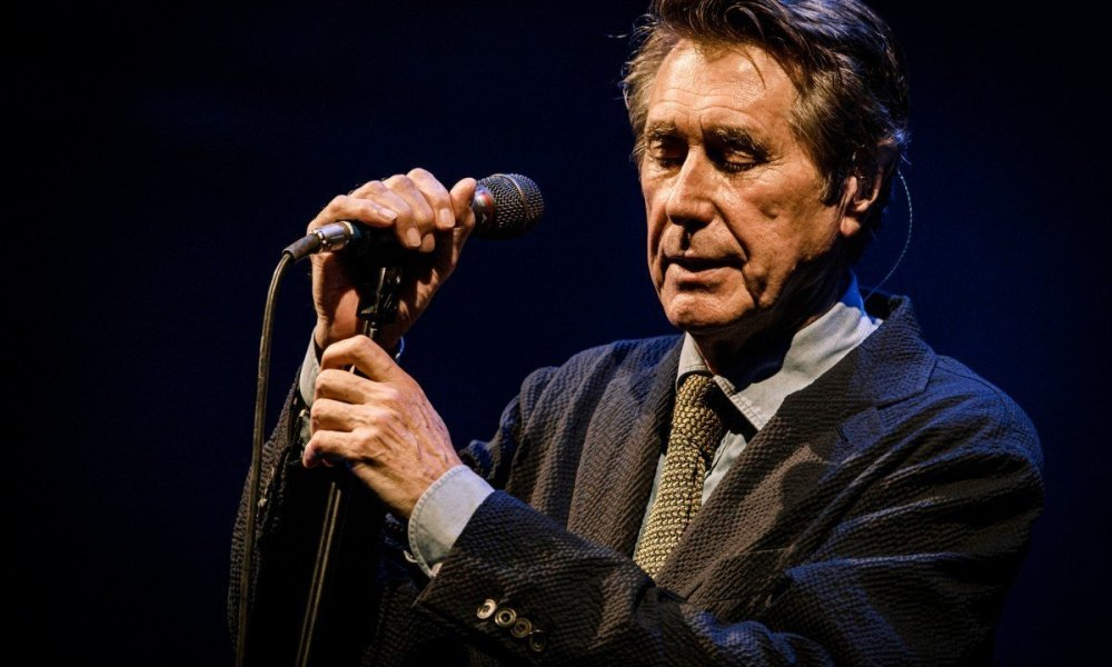 Bryan Ferry @ The Anthem in Washington, DC on August 13th, 2019
