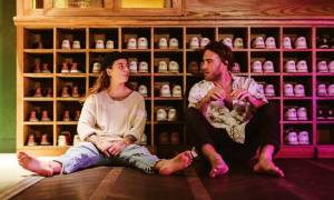 "Matt Corby & Tash Sultana - ""Talk It Out"" 2019 track release"