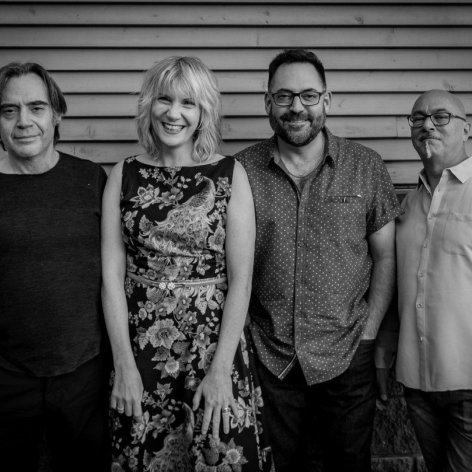 Canadian rock band the Crash Test Dummies performing at Mary Winspear in Sidney, BC on August 8th 2019