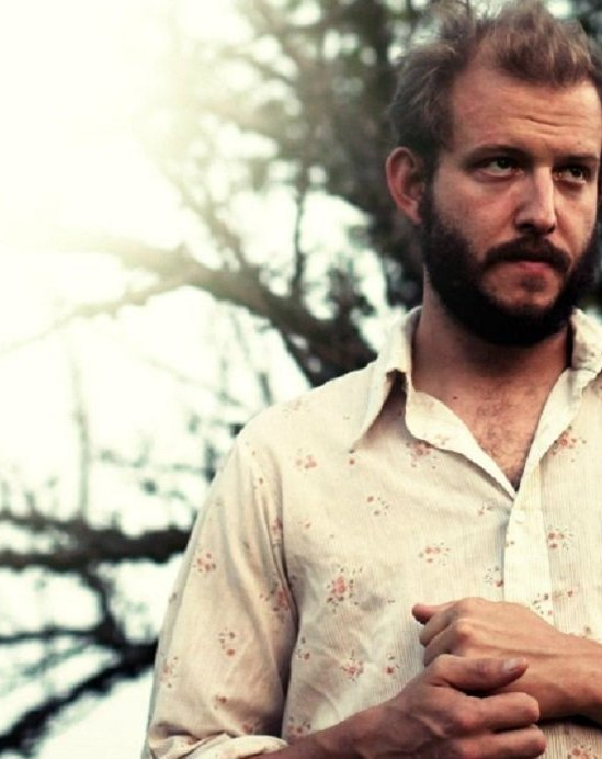 Bon Iver 2019 promotional image 4ad records