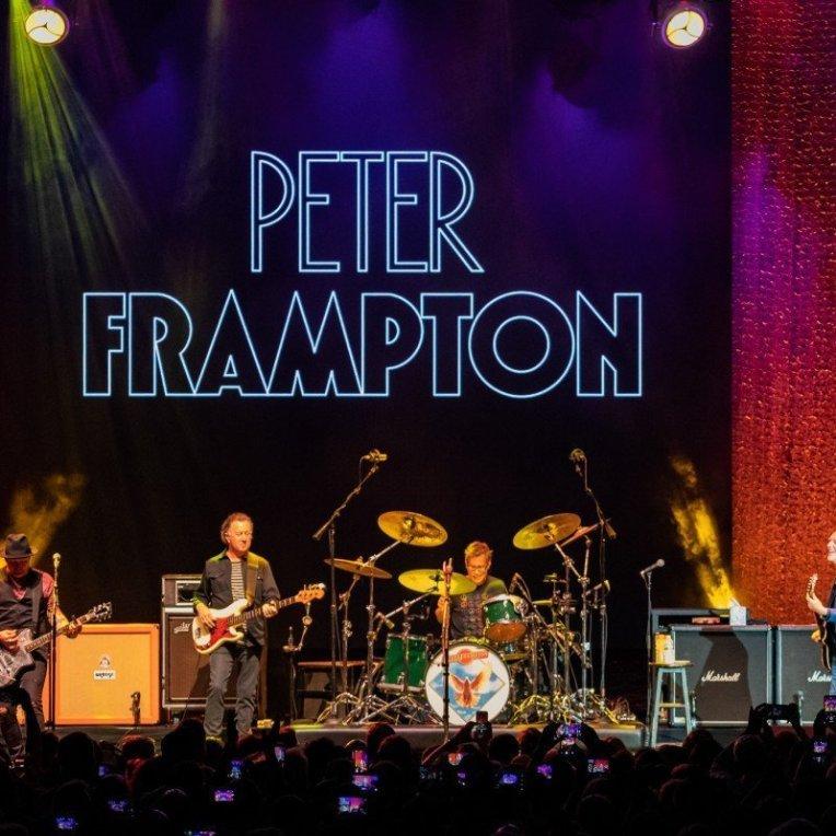 Peter Frampton @ The Anthem in Washington, DC on September 11th, 2019