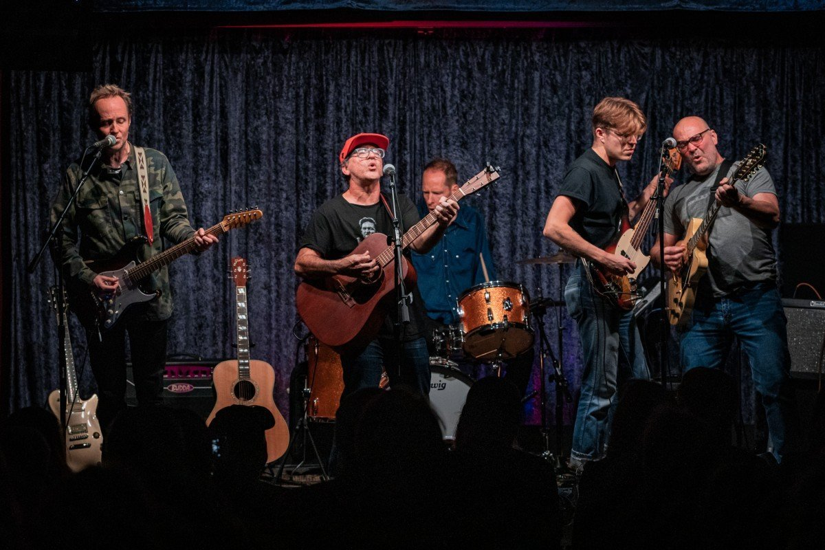 Pernice Brothers @ The Parlor Room in Northampton, MA on October 19th, 2019
