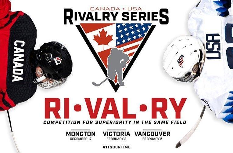 Rivalry Series: Canada vs. USA 2019