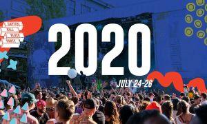 Capital Hill Block Party 2020