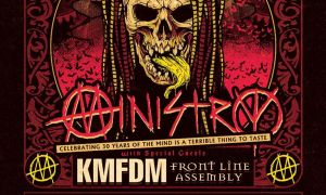 """Ministry Announces 2020 """"The Industrial Strength Tour"""""""