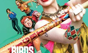 Birds of Prey: And the Fantabulous Emancipation of One Harley Quinn [2020] movie poster