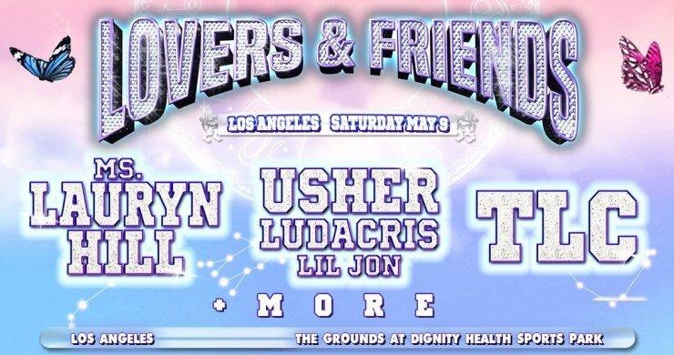 Lovers & Friends Music Festival 2020