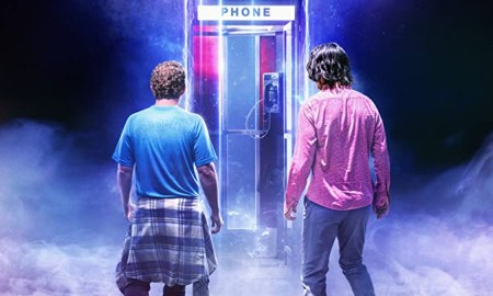 Bill & Ted Face the Music - Official movie poster 2020