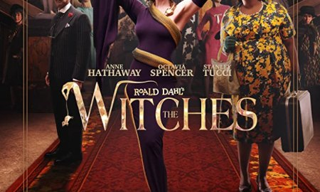 the witches 2020 movie poster cover artwork