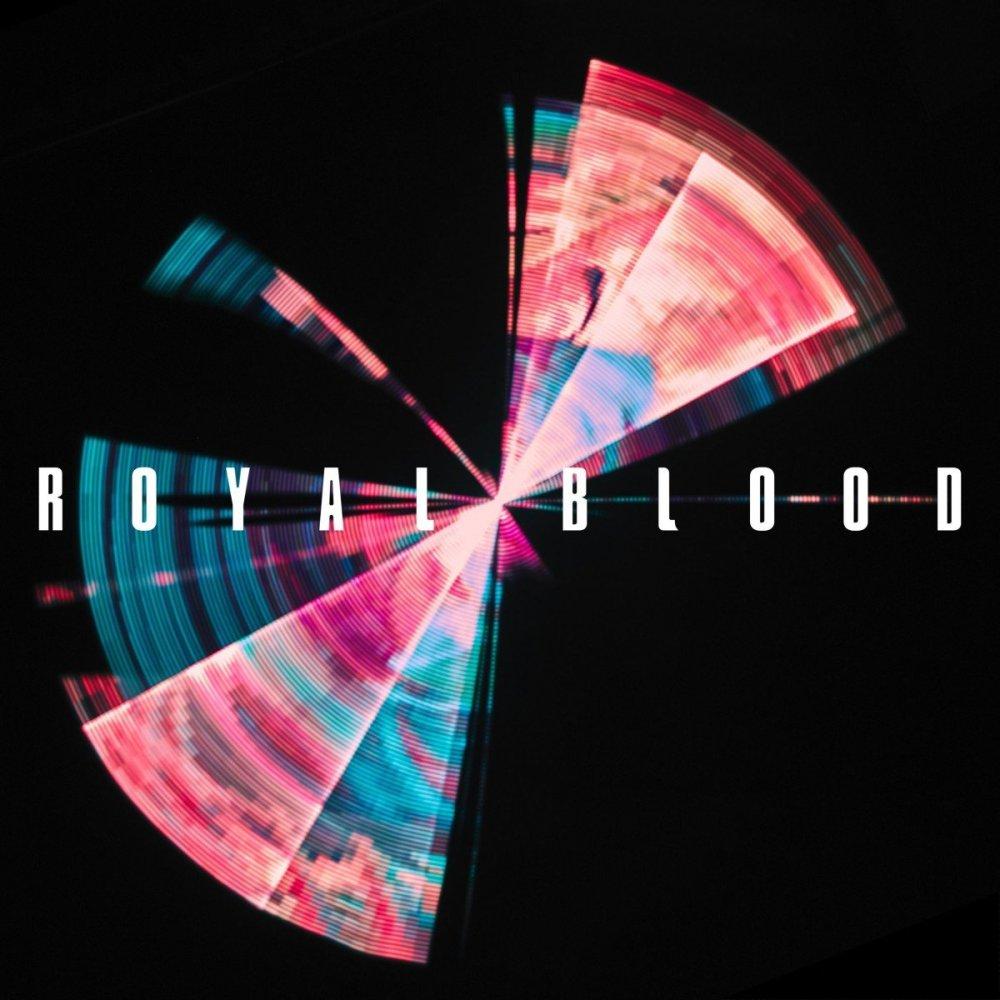 "Royal Blood new album ""Typhoons"" cover art 2021"