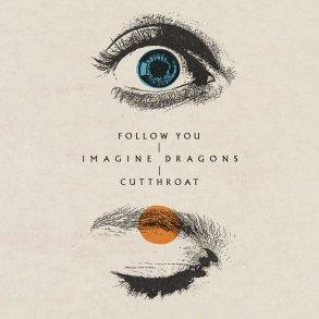 imagine dragons follow you cutthroat songs art cover 2021