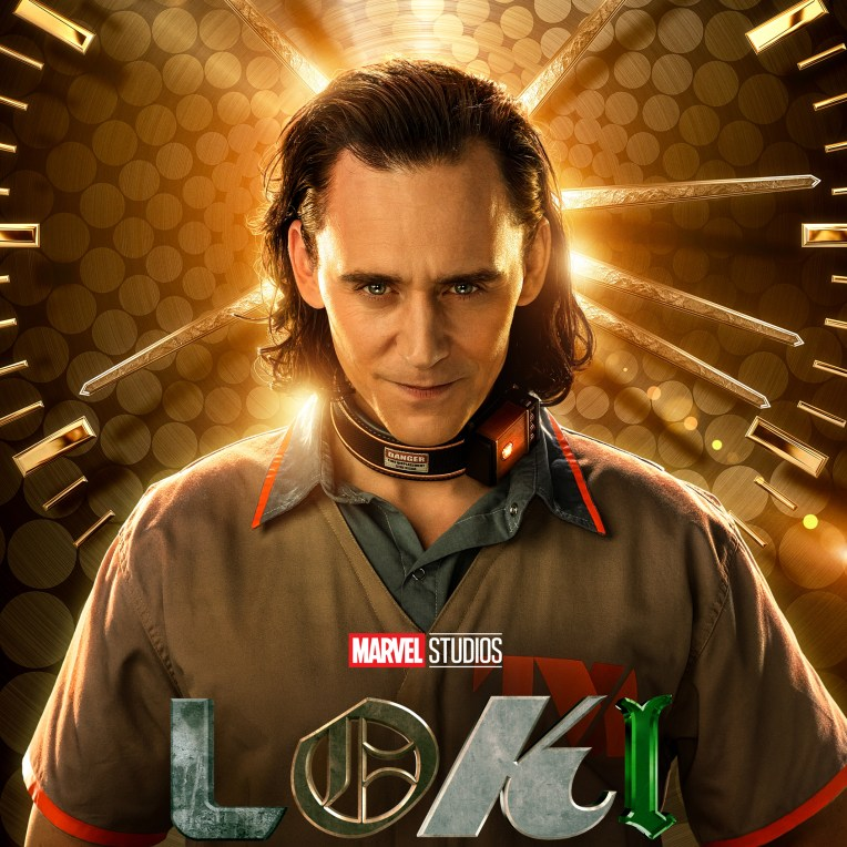 Marvel Studios' Loki poster 2021 art cover