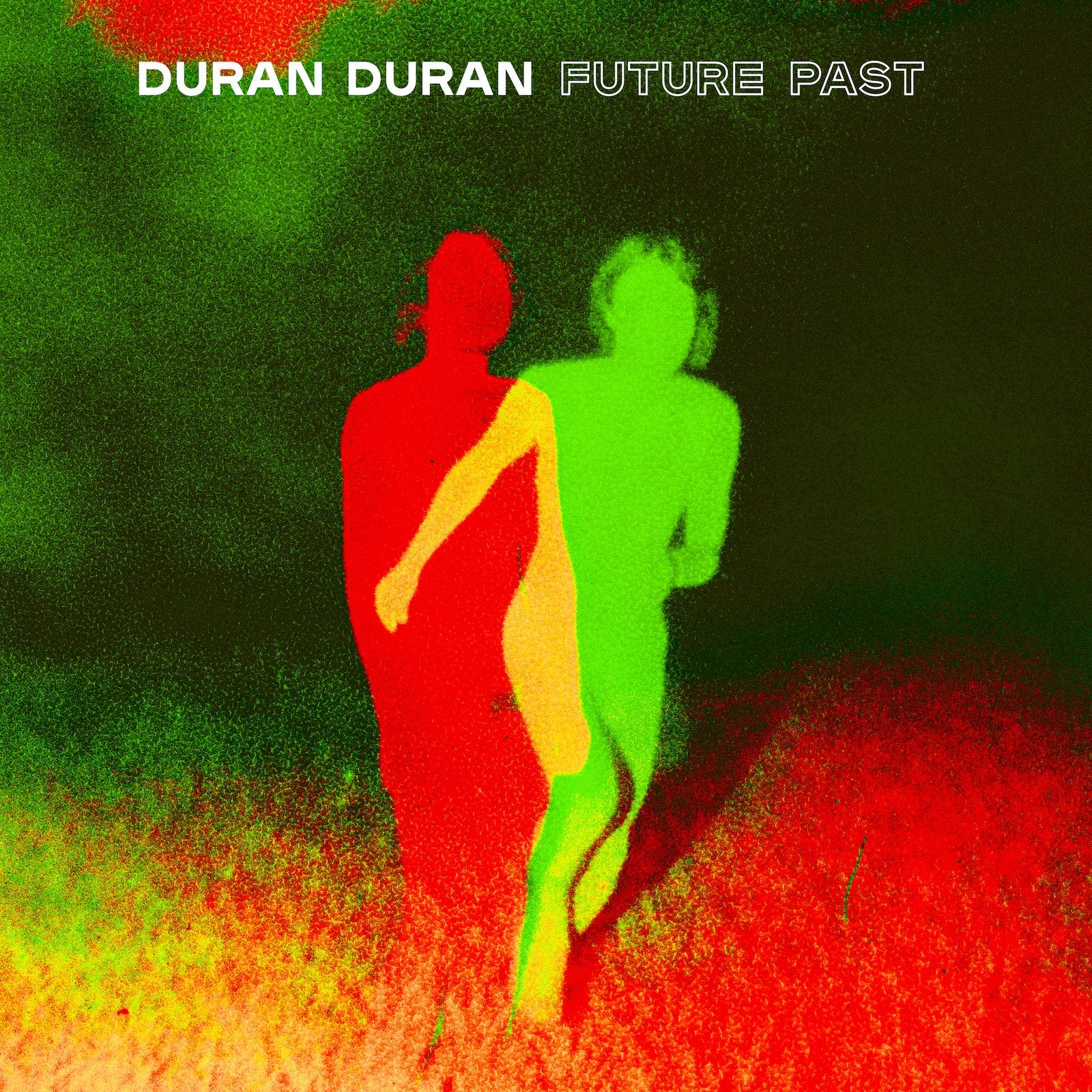 duran duran future past 2021 album cover