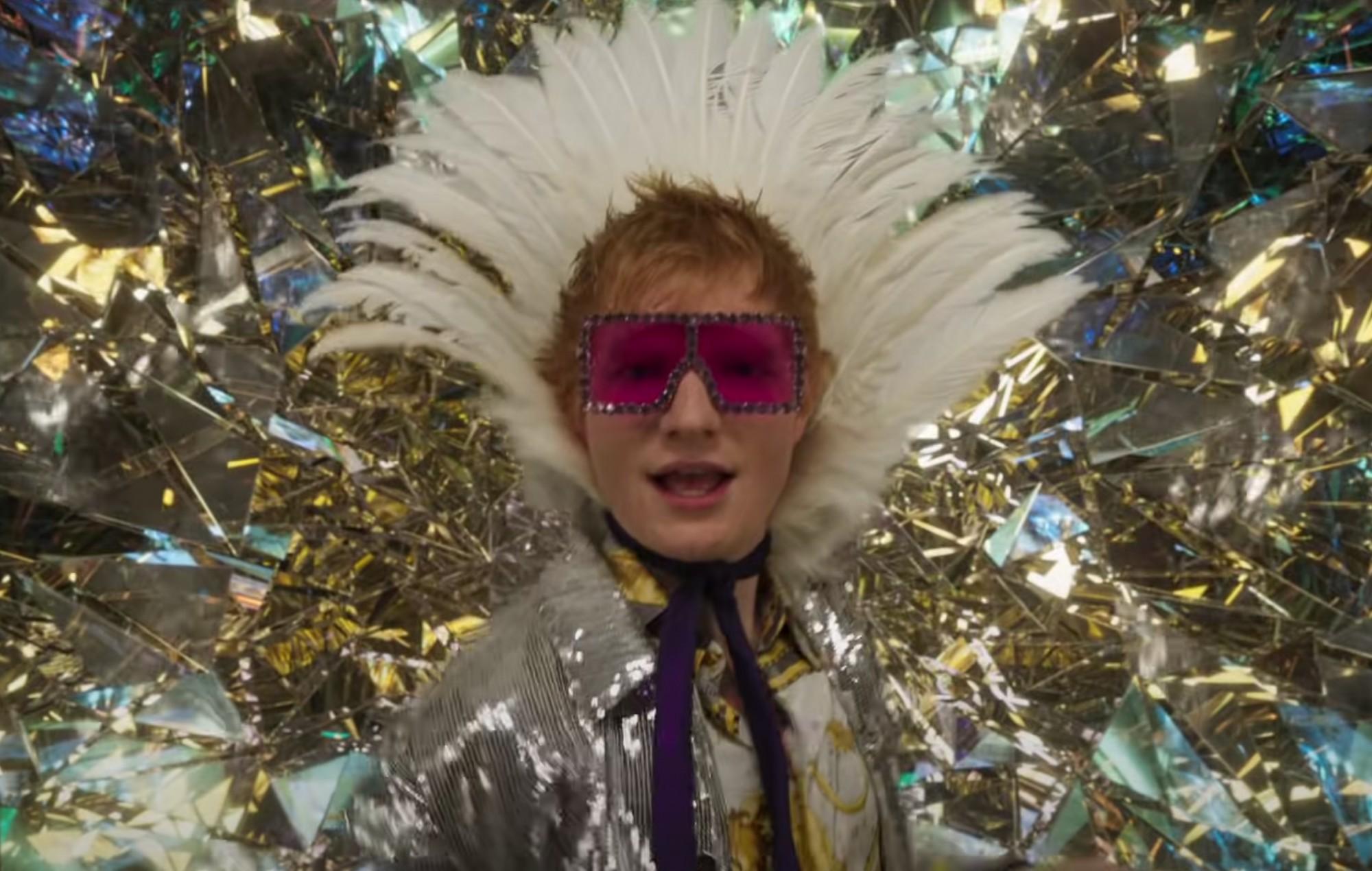 ed-sheeran-shivers-music video 2021