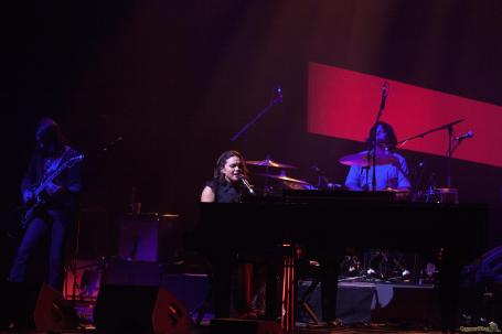 02 norah jones musiciens - Norah Jones, la voix rêveuse