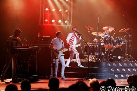 308A9277 - Freddie Mercury revit le temps d'une soirée à la salle Pleyel avec One night of Queen