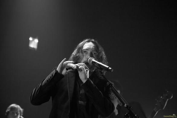 """13 tristan flute - Matmatah, un retour rock à """"Plates coutures"""""""