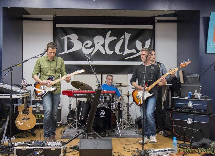 banniere 1 - Bertily, le pop rock à la française