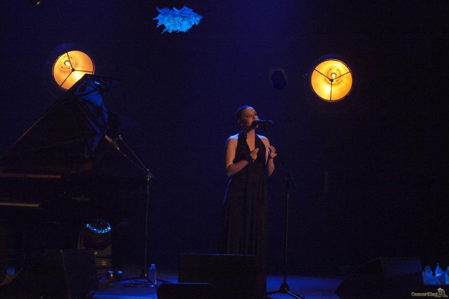 Anne Sila. Théâtre Déjazet, Paris 3e. 6 avril 2017
