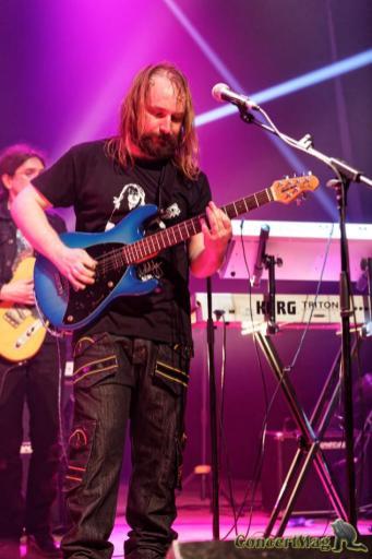 308A3951 DxO - Rock Aisne Festival à Chauny 1er avril 2017 avec en têtes d'affiches Nina Hagen et Chris Slade batteur d'AC/DC