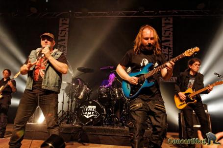 IMG 9909 DxO - Rock Aisne Festival à Chauny 1er avril 2017 avec en têtes d'affiches Nina Hagen et Chris Slade batteur d'AC/DC