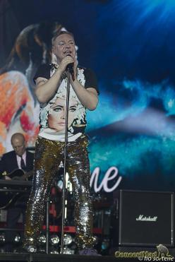 Erasure 5 - Robbie Williams fait le show à l'Accor Hôtels Arena