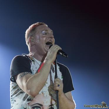 Erasure 8 - Robbie Williams fait le show à l'Accor Hôtels Arena
