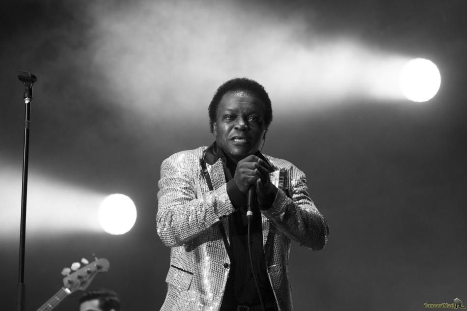 01 Lee Fields micro - Rock en Seine, l'excentrique