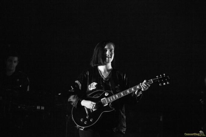 01 The XX lumiere - Rock en Seine, l'excentrique