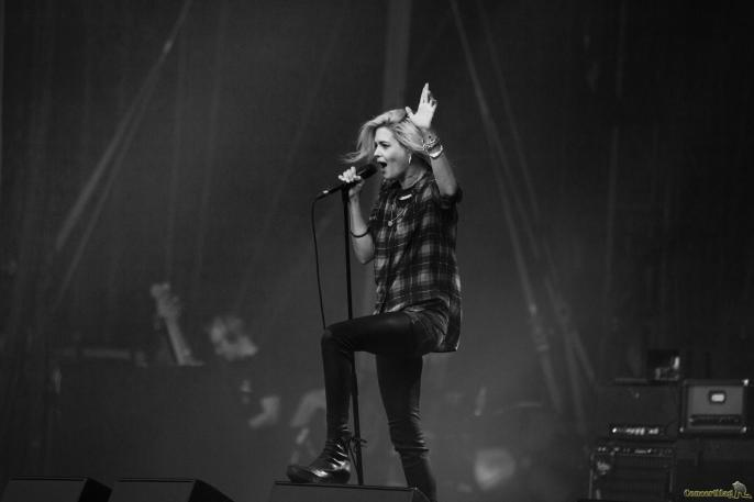 01 the kills - Rock en Seine, l'excentrique