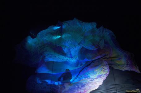 02 Flume rideau - Rock en Seine, l'excentrique
