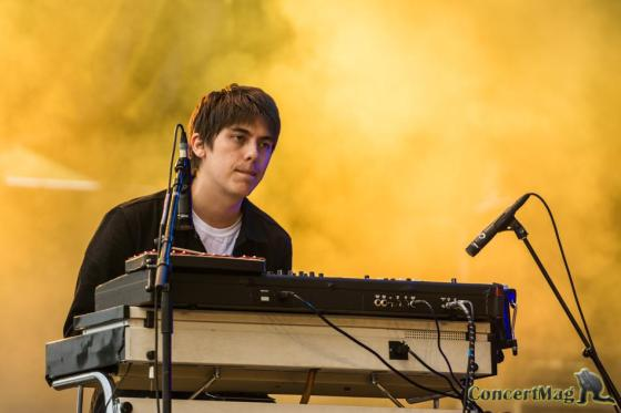 DSC5040 - Theo Lawrence and The Hearts, The Kooks et Franz Ferdinand enflamment le Climax Festival !