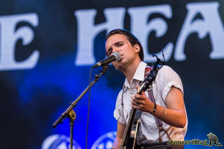 DSC5057 - Theo Lawrence and The Hearts, The Kooks et Franz Ferdinand enflamment le Climax Festival !