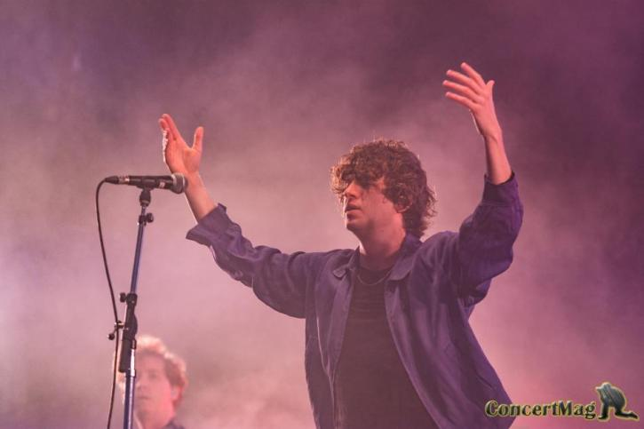 DSC5228 - Theo Lawrence and The Hearts, The Kooks et Franz Ferdinand enflamment le Climax Festival !