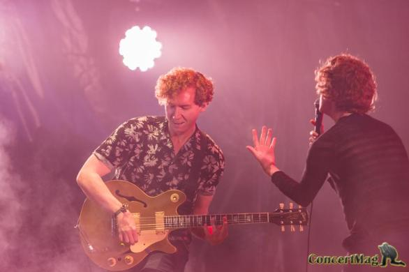 DSC5239 - Theo Lawrence and The Hearts, The Kooks et Franz Ferdinand enflamment le Climax Festival !