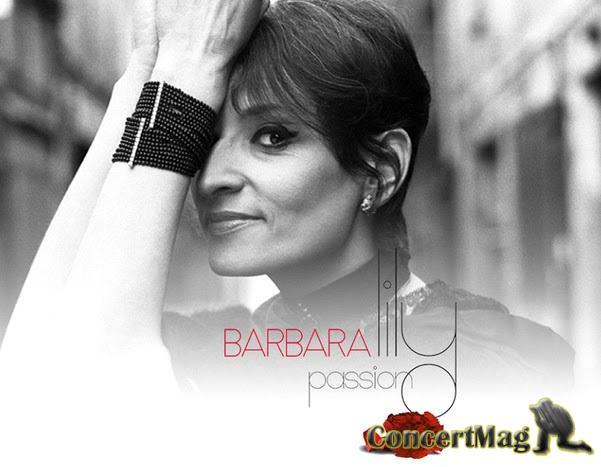 unnamed 1 - Barbara: l'album studio Lily Passion enfin dévoilé