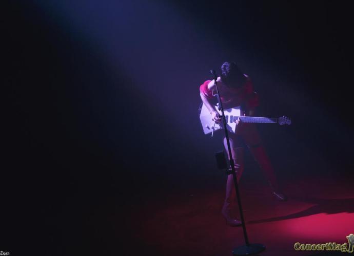 241017 17© - St. Vincent en concert au Trianon - Fear The Future Tour