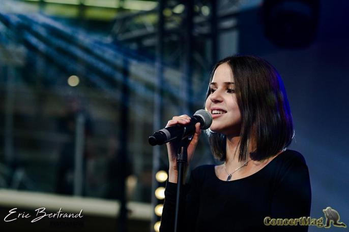 IMG 8503 2 - Marina Kaye offre un Showcase aux Forum des Halles
