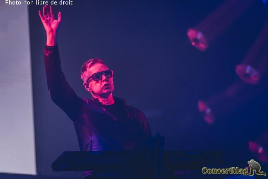 DSC6453 - Depeche Mode inaugure la Bordeaux Metropole Arena