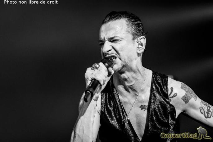 DSC6464 - Depeche Mode inaugure la Bordeaux Metropole Arena