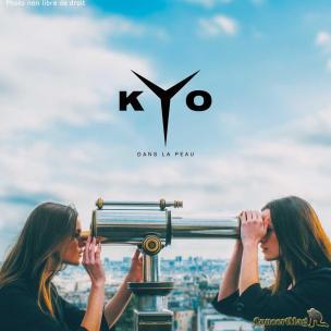 """Kyo DansLaPeau 300x300 - Kyo: leur nouvel album """"Dans la peau"""""""