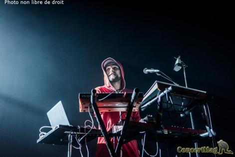 DSC8582 - Shaka Ponk offre un concert d'exception à l'AccorHotels Arena