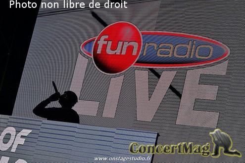 Fun Radio 321 Copier Copier - Fun Radio Live 2018 à Albi