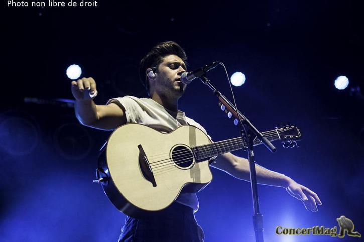 IMG 3776 - Niall Horan, l'ancien des One Direction rempli le Zénith