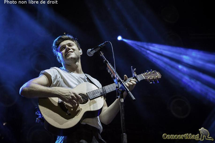 IMG 3923 - Niall Horan, l'ancien des One Direction rempli le Zénith